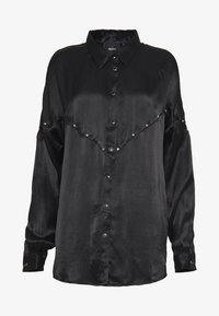 Object Tall - OBJMAXIME - Blouse - black - 4