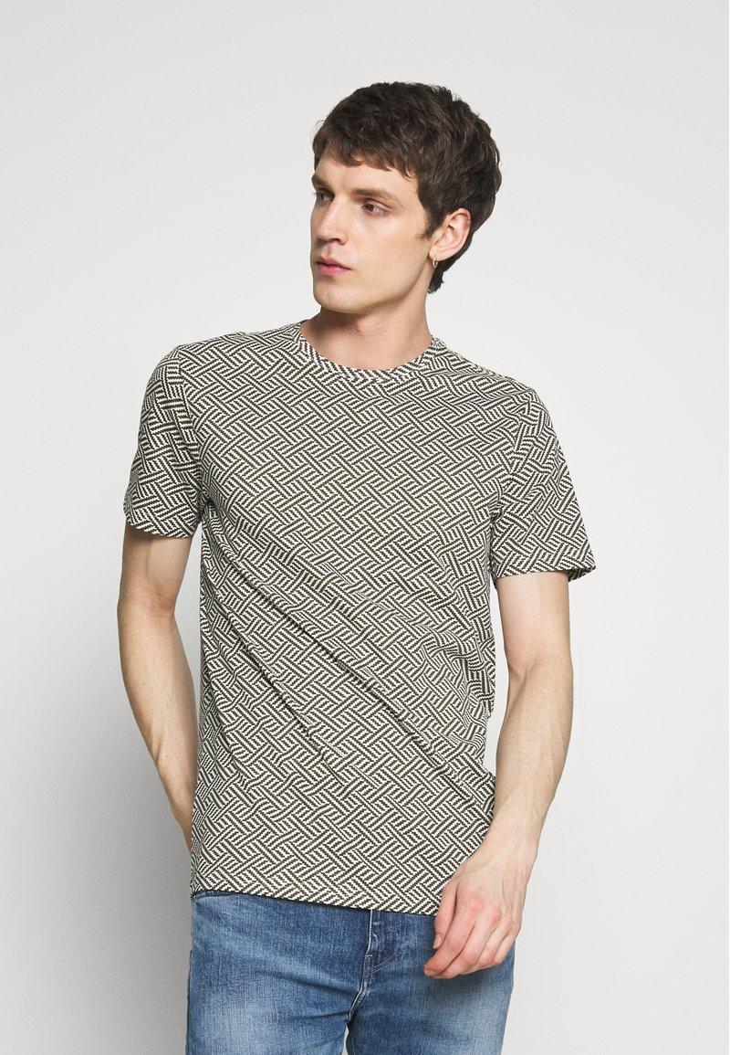 Only & Sons - ONSJIM SLIM - T-shirt print - olive night