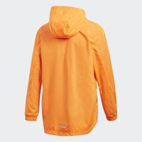 adidas Performance - Training jacket - app signal orange/black/silver met. - 2