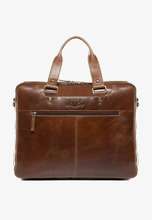 Laptop bag - hellbraun