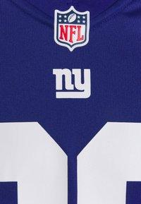 Nike Performance - NFL NEW YORK GIANTS SAQUON BARKLEY GAME TEAM - Klubové oblečení - rush blue - 5