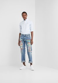 Polo Ralph Lauren - OXFORD KENDAL SLIM FIT - Skjorte - blue/white - 1