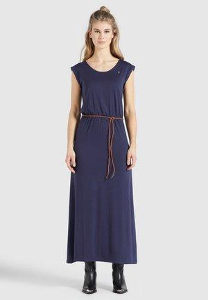SUNIRI - Jersey dress - dunkelblau