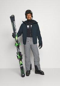 Peak Performance - MAROON JACKET - Ski jacket - blue steel - 1