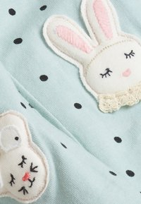 Next - BUNNY EMBROIDERED - Leggings - Trousers - blue - 2