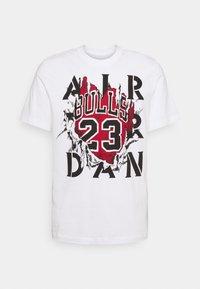 Jordan - CREW - Print T-shirt - white - 0