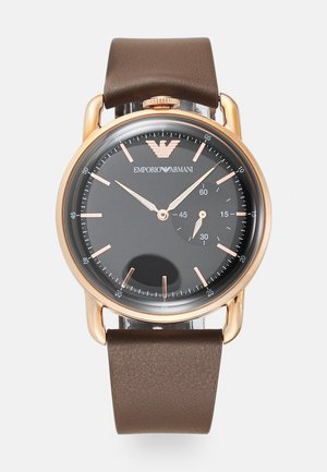 Watch - brown