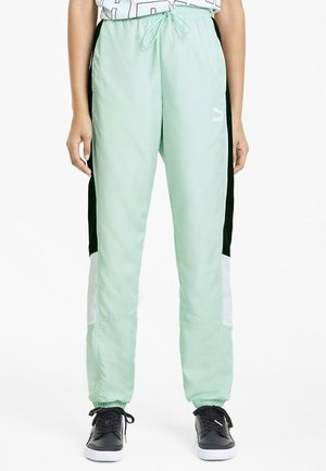 Tracksuit bottoms - mist green