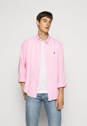 LONG SLEEVE SPORT  - Shirt - carmel pink