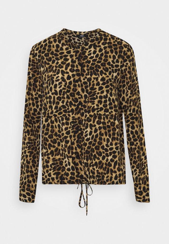 BOGOTA - Bluzka - leopard