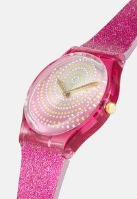 Swatch - CHRYSANTHEMUM - Reloj - pink - 3