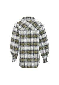 Noella - VIKSA - Short coat - grey green - 3