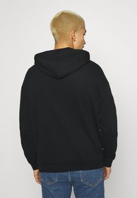 YOURTURN - 2 PACK UNISEX - Sweat à capuche - black - 2