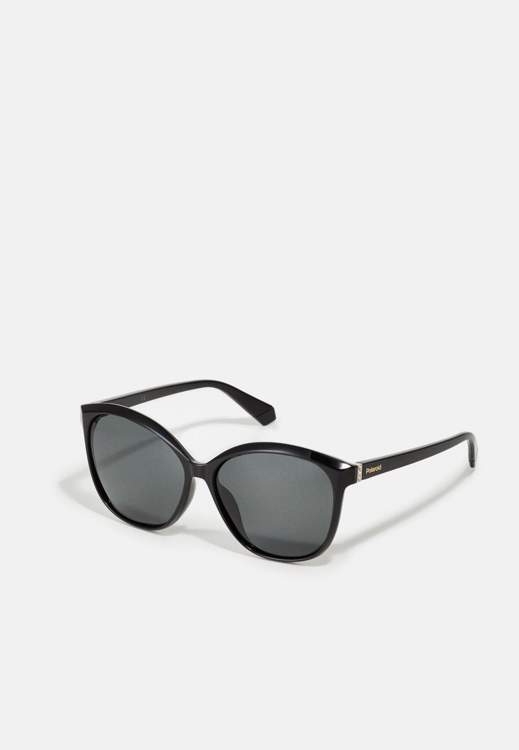 Occhiali da sole Sunglasses Polaroid P002 A Nero Black