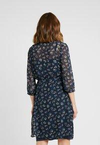 Esprit Maternity - DRESS 3/4 - Sukienka letnia - night blue - 2