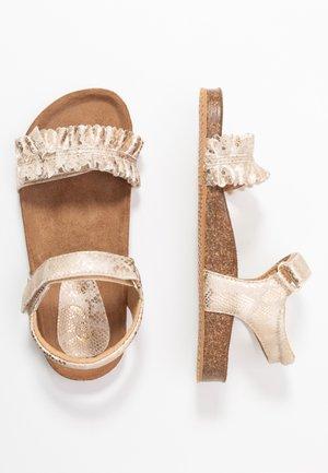 Sandals - lagos oro