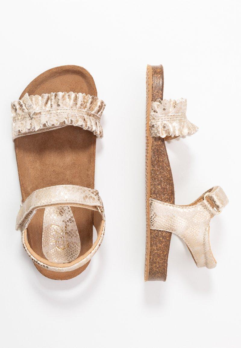 clic! - Sandals - lagos oro