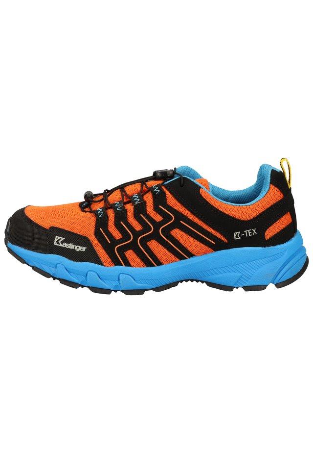 WANDERSCHUHE - Trainers - orange/blue 706
