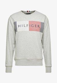Tommy Hilfiger - LOGO  - Sudadera - grey - 4