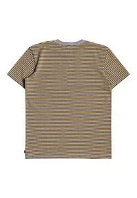 Quiksilver - NEW BEAT - Print T-shirt - rattan new beat - 1