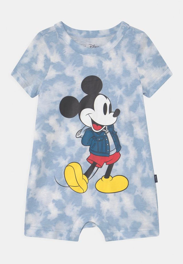MICKEY MOUSE DISNEY - Jumpsuit - light blue shadow