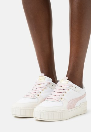 CALI SPORT FROSTED HIKE - Trainers - white/marshmallow/lotus