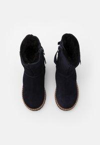 Friboo - Støvletter - dark blue - 3