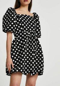 River Island - Day dress - black - 0
