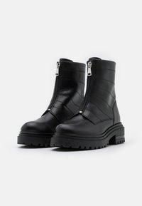Zign - Snowboots  - black - 2