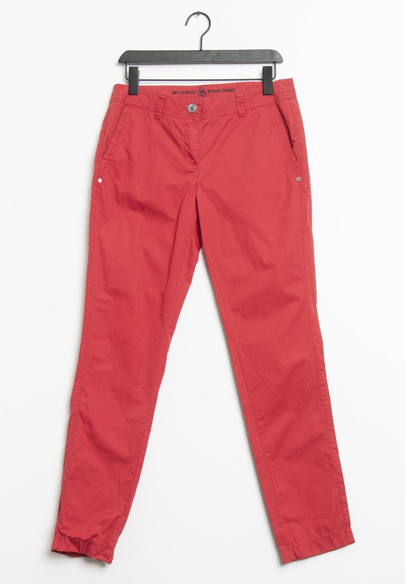 s.Oliver - Trousers - red