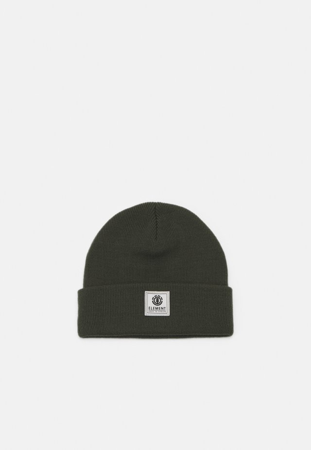 DUSK BEANIE BOY - Huer - forest night