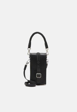 CARTRIDGE BAG UNISEX - Across body bag - black