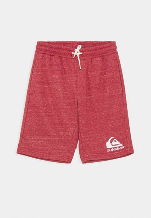 EASY DAY YOUTH - Pantaloni sportivi - american red heather