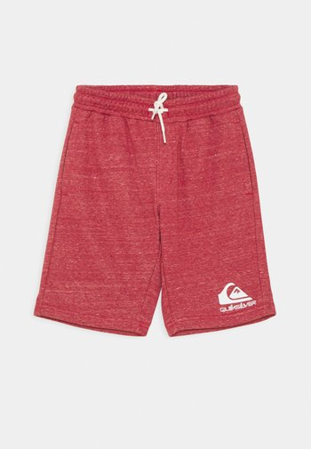 EASY DAY YOUTH - Tracksuit bottoms - american red heather