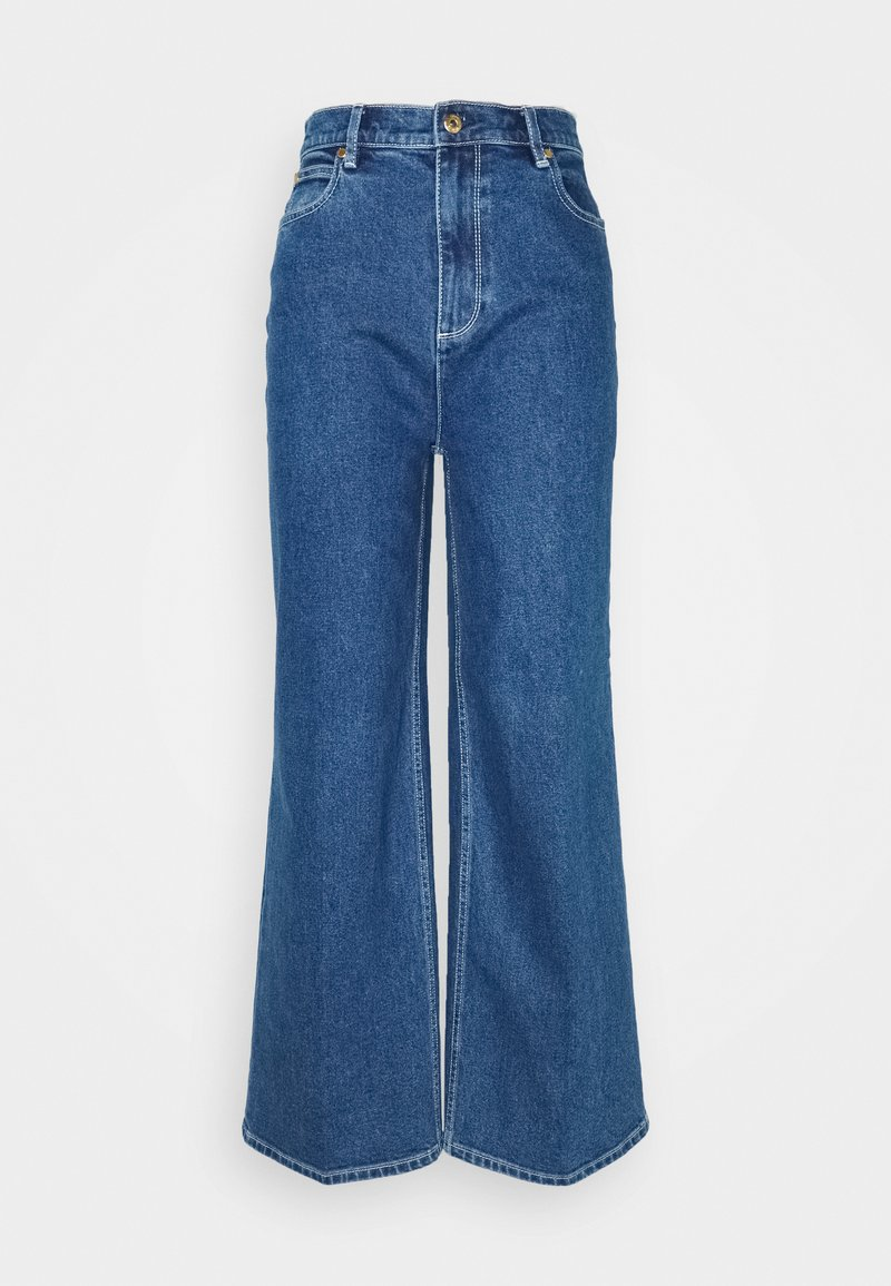 Tory Burch - PANT - Flared Jeans - triple wash