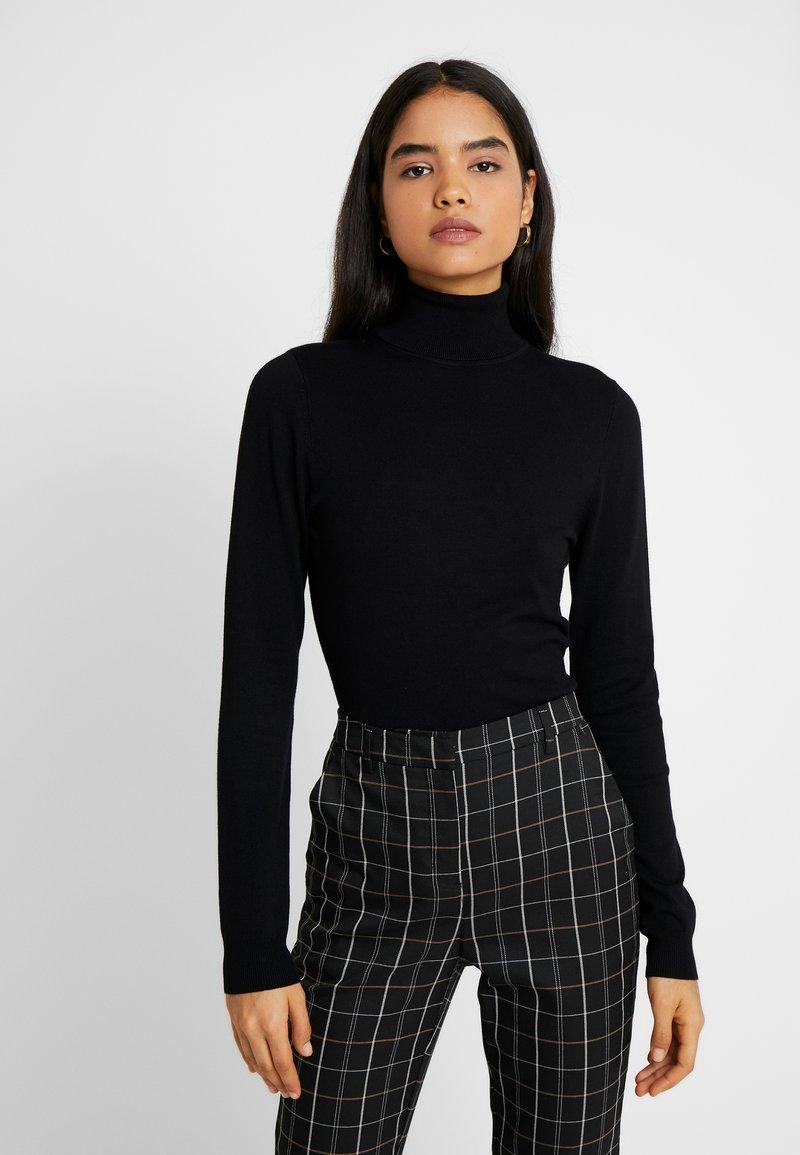 Even&Odd Tall - Sweter - black