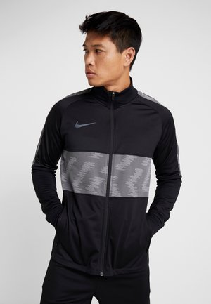 DRY STRKE TRK  - Training jacket - black/wolf grey/anthracite