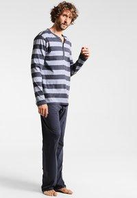 Schiesser - SET - Pyjama set - anthrazit - 1