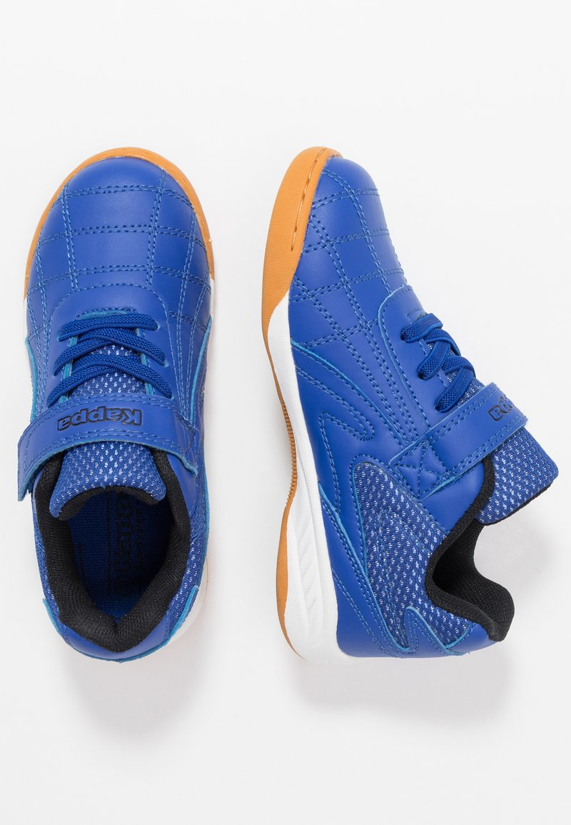 Kappa - FURBO UNISEX - Sports shoes - blue/black