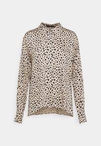 DRYKORN - CLOELIA - Button-down blouse - beige - 0