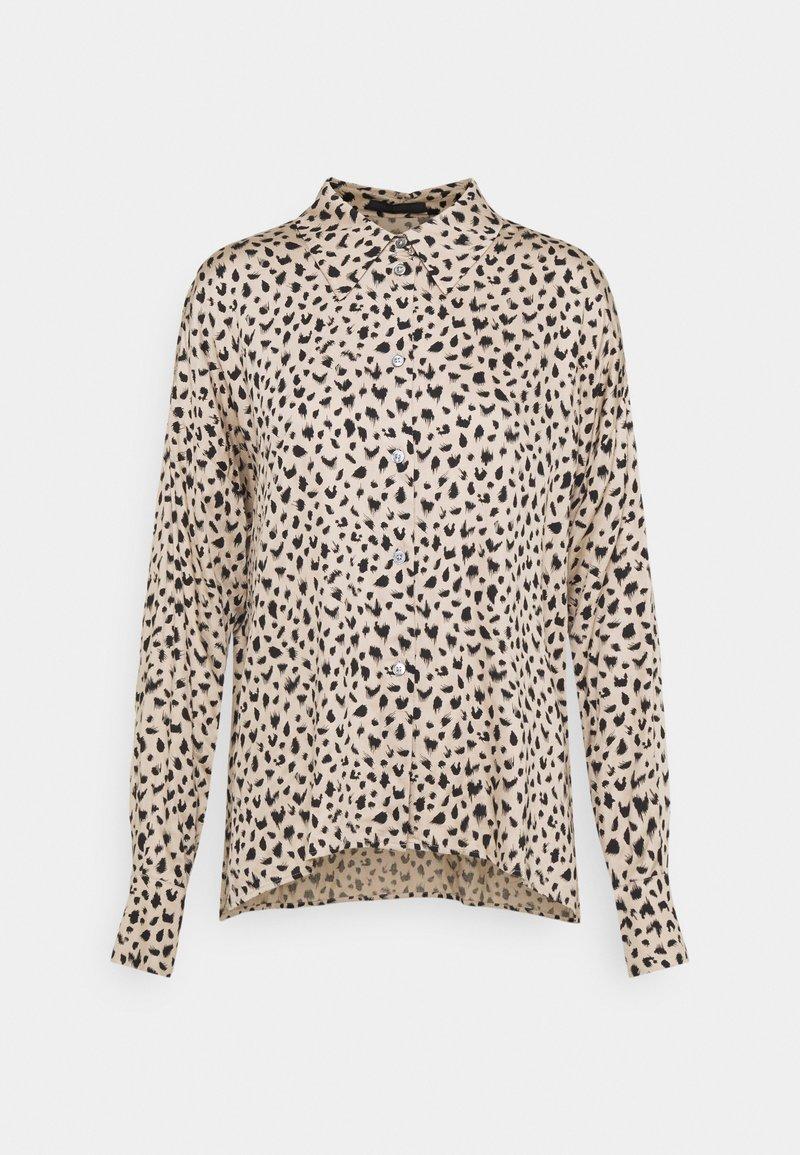 DRYKORN - CLOELIA - Button-down blouse - beige
