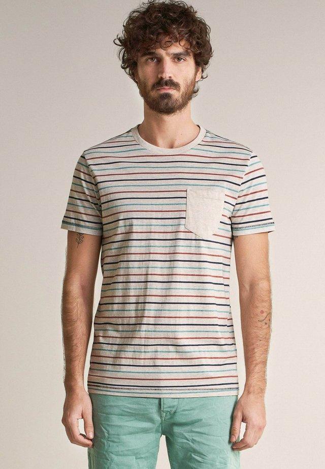 PALM BEACH  - T-shirt imprimé - weiß