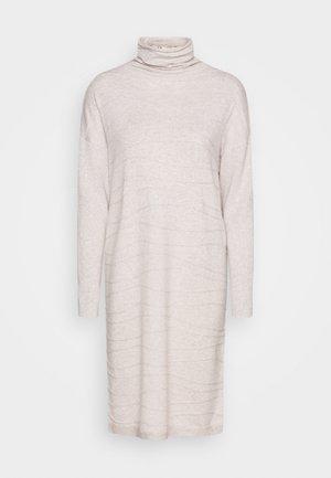 DRESS LINES - Neulemekko - beige