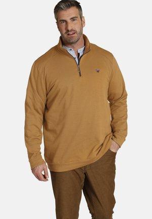 EARL SILUR - Sweater - gelb