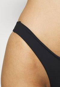 Women Secret - THONG - Bikiniunderdel - black - 3