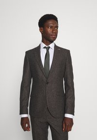 Shelby & Sons - CRANTON SUIT - Kostym - brown - 2