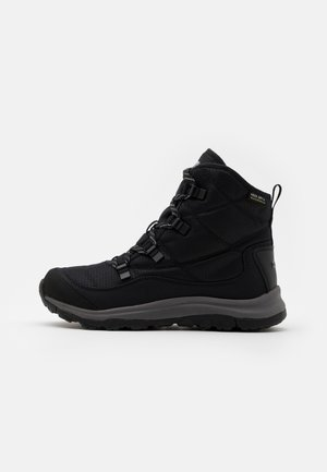 TERRADORA II ANKLE BOOT WP - Talvisaappaat - black/drizzle