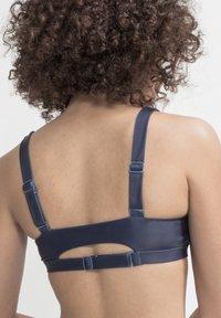 boochen - CAPARICA - Bikini top - dark blue - 3