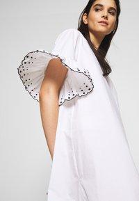 See by Chloé - Denní šaty - white - 3