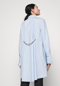 KARL LAGERFELD - EMBELLISHED  - Button-down blouse - cashmere blue - 4